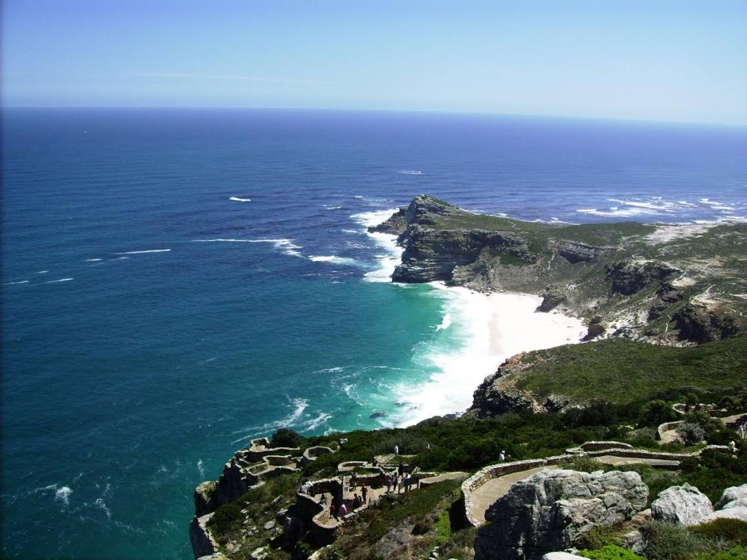 Cape Town and Cape of God1)